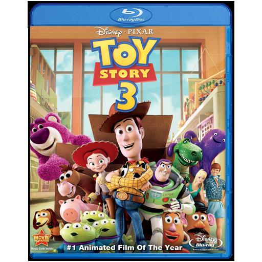 Toy Story Folder Icon
