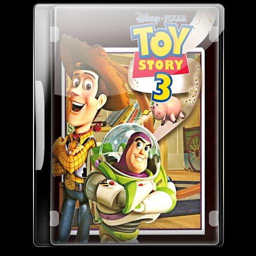 Toy Story Icon English Movies Iconset Danzakuduro