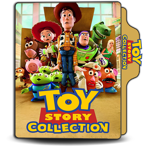 Toy Story Collection Folder Icon