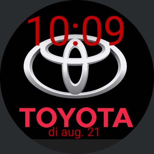 Toyota For G Watch R