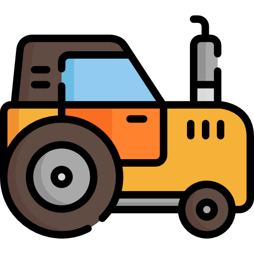 Tractor Icon Autumn Freepik Freepik