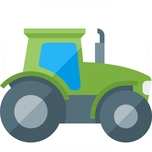 Iconexperience G Collection Tractor Icon
