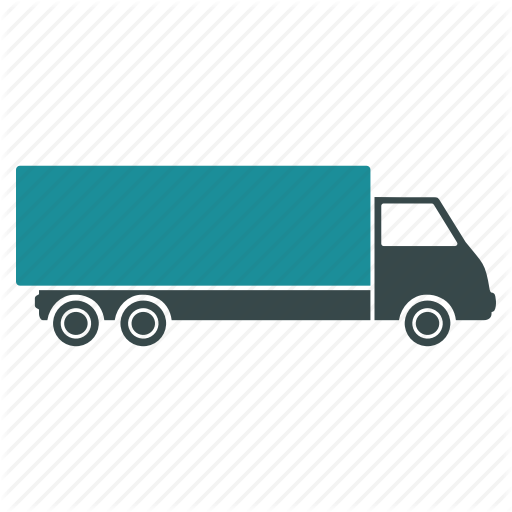 Cargo, Delivery, Lorry, Shipping, Trailer, Truck, Wagon Icon