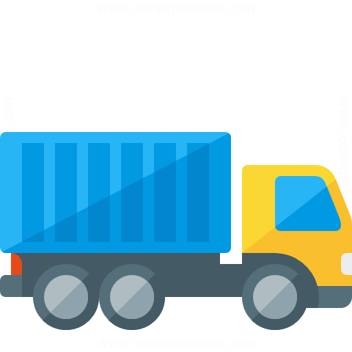 Iconexperience G Collection Truck Container Icon