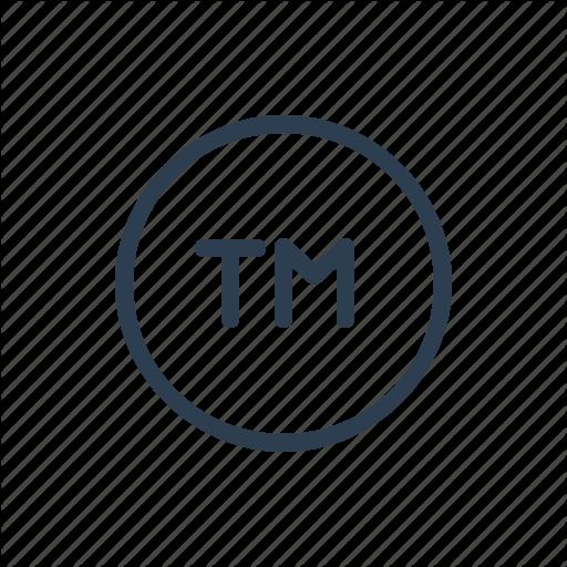 Identity, Product, Service Mark, Sign, Tm, Trade Mark, Trademark Icon