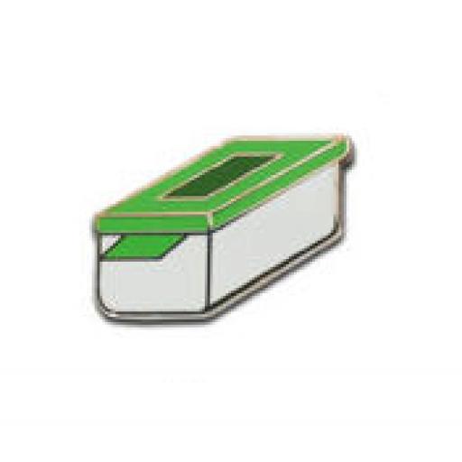 Traditional Icon Micro Geocoin Ground Zero Geocaching Supplies