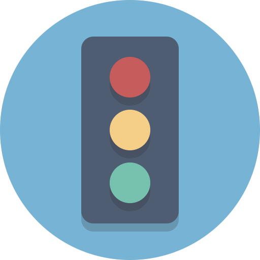 Signal, Traffic Light, Traffic Signal Icon