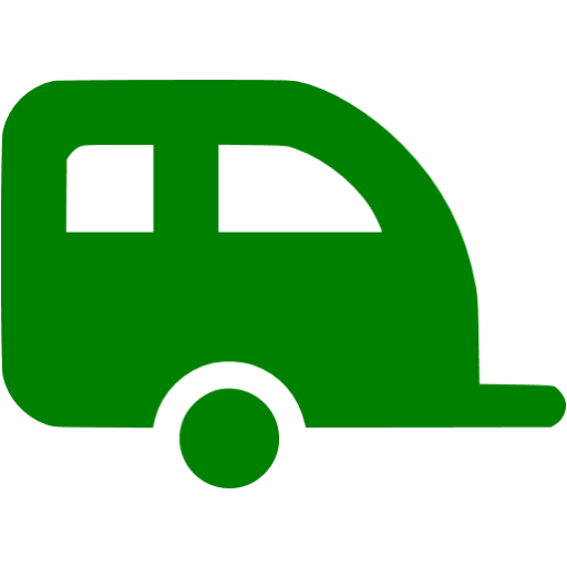 Green Trailer Icon