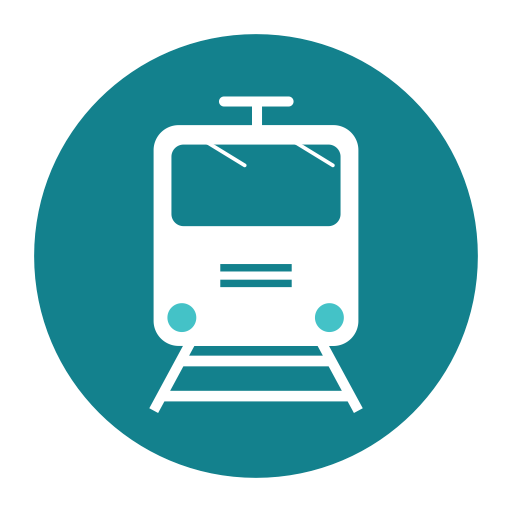 Train, City Icon Free Of City Icons