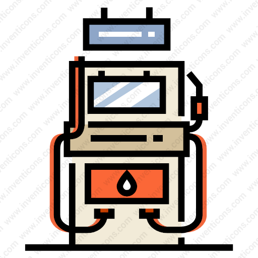Download Gas,station Icon Inventicons