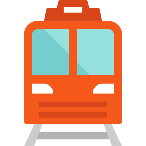 Tran Transportation Icon Set Freepik