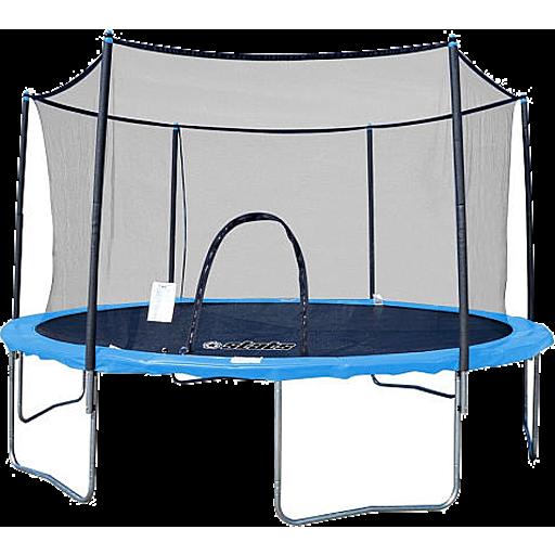 Sportspower Trampoline With Encloser