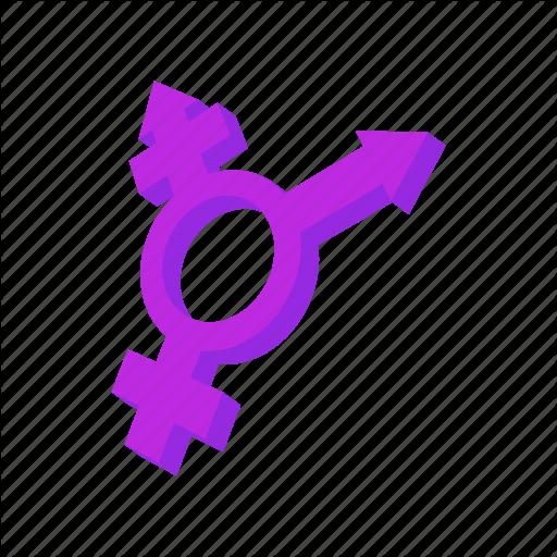 Cartoon, Female, Gender, Human, Male, Sex, Transgender Icon