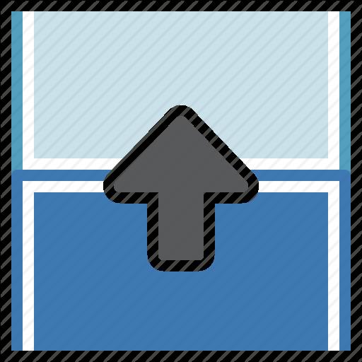 Push, Transition Icon