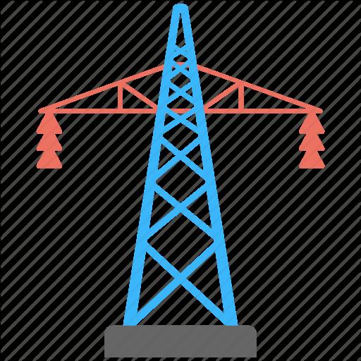 Electric Power Pylon, Electric Pylon, Electric Tower, High Voltage