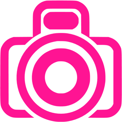 Pink Camera Icon Images