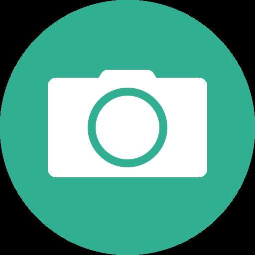 Camera Icon Free Of Web Ui Color