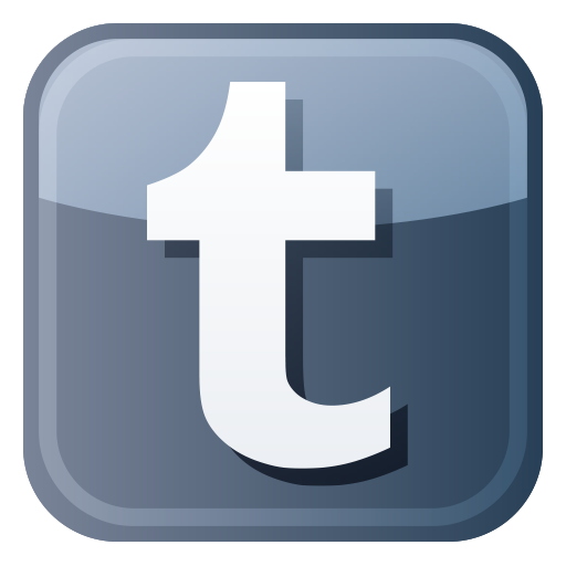 Transparent Tumblr Logo Icon