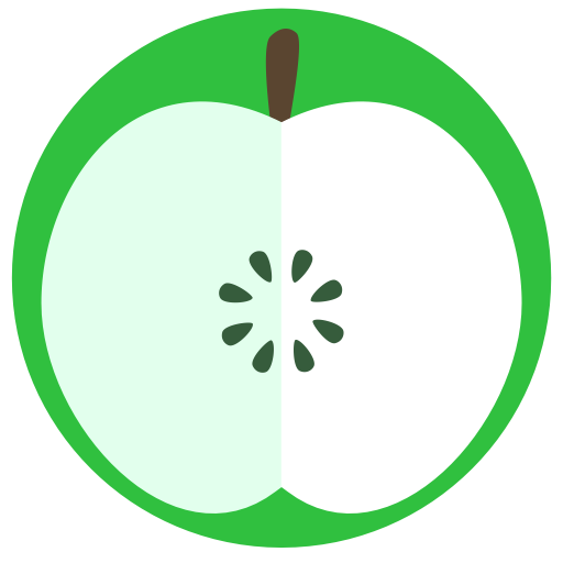 Green Apple, Green, Star Icon With Png And Vector Format For Free