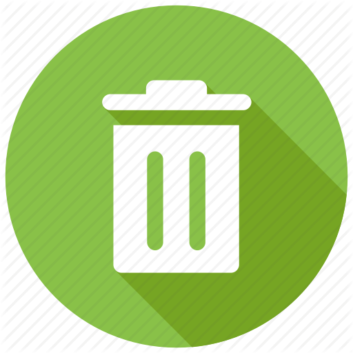 Bin, Delete, Recycle, Trash, Trash Bn Icon