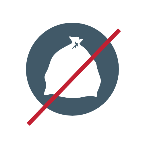 No, Trash Icon Free Of Recycling Icons