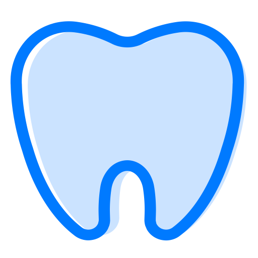 Oral And Maxillofacial Trauma, Oral Hygiene, Teeth Cleaning Icon