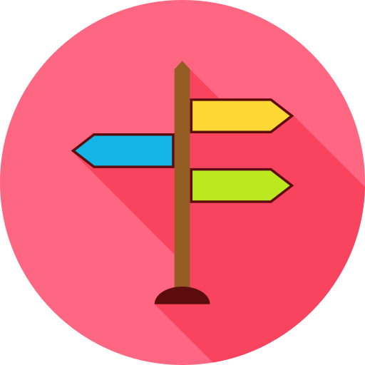 Directions, Holidays, Travel, Traffic Icon Free Of Summer