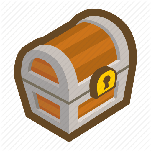 Box, Chest, Game, Gift, Package, Reward, Treasure Icon
