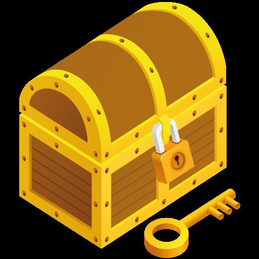 Treasure Chest Icon Iconshow