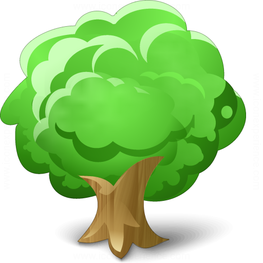 Iconexperience V Collection Tree Icon