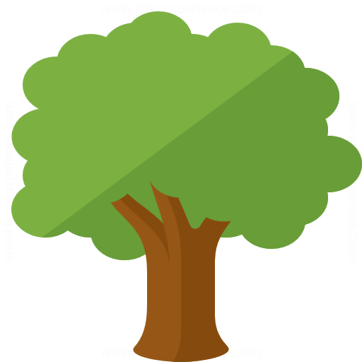 Iconexperience G Collection Tree Icon
