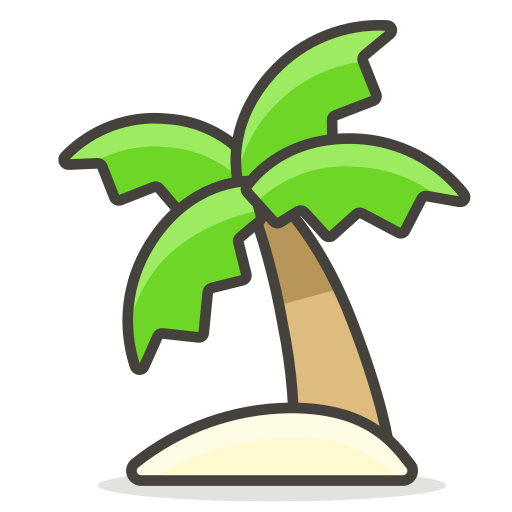 Palm, Tree Icon Free Of Free Vector Emoji