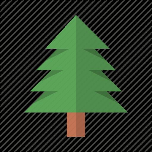 Ecology, Nature, Pine, Tree Icon