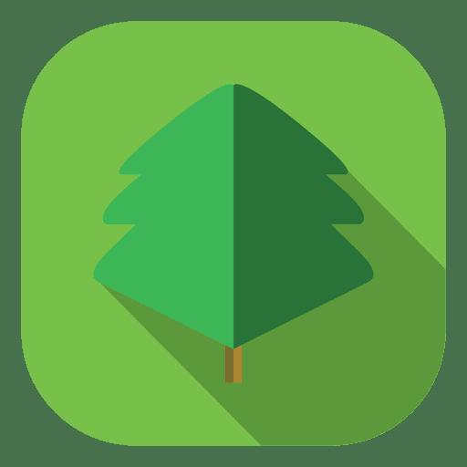 Two Fold Tree Icon