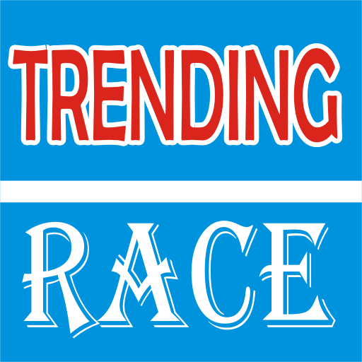 Cropped Icon Trending Race
