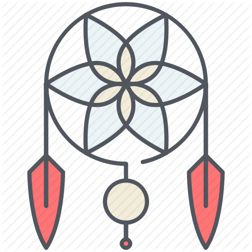 Dreamcatcher, Indian, Indigenous, Native, Texas, Tribe, Wild West Icon