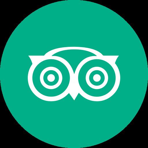 Circle, Round Icon, Travel, Tripadvisor Icon