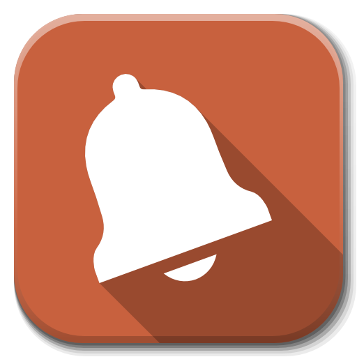 Apps Notifications Icon Flatwoken Iconset Alecive