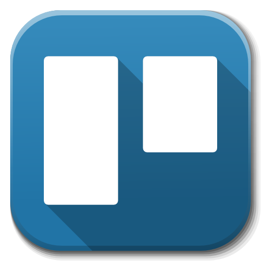 Apps Trello Icon