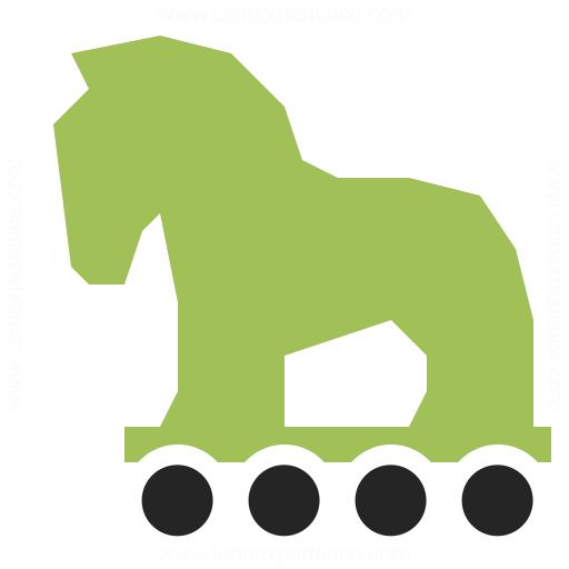 Trojan Horse Icon Iconexperience