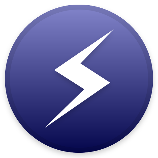 Storm Icon Cryptocurrency Iconset Christopher Downer