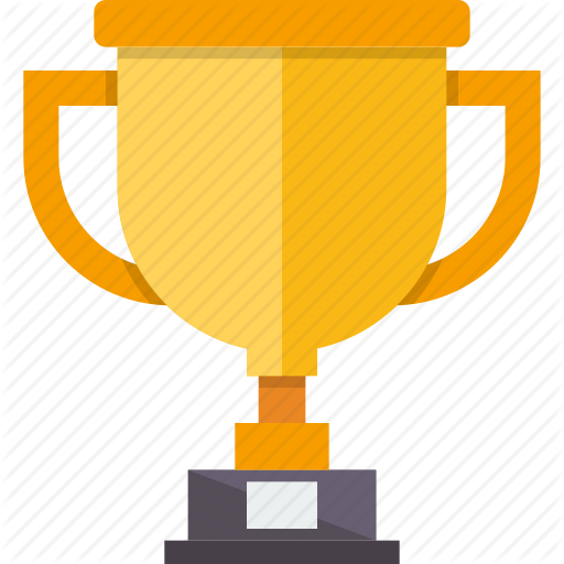 Award, Competition, Cup, Prize, Trophy, Win, Winner Icon