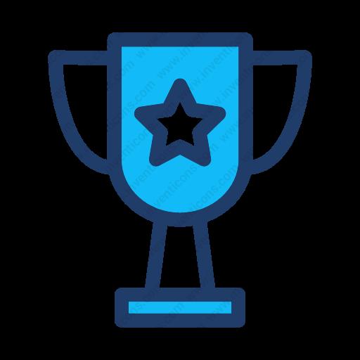 Download Trophy Icon Inventicons