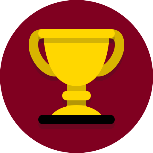 Circle Icons Trophy