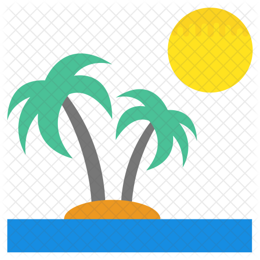 Beach Icon Transparent Png Clipart Free Download