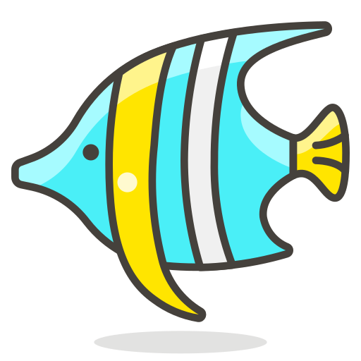 Tropical, Fish Icon Free Of Free Vector Emoji