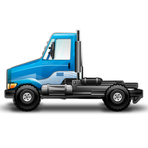 Dura Truck Blue Icon Little Trucks Iconset