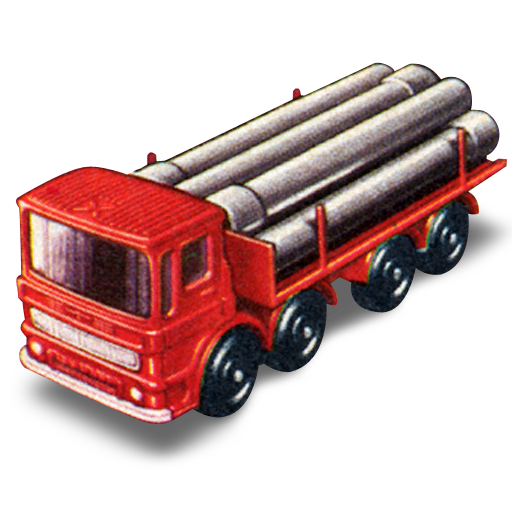 Pipe, Truck Icon Free Of Matchbox Cars Icons