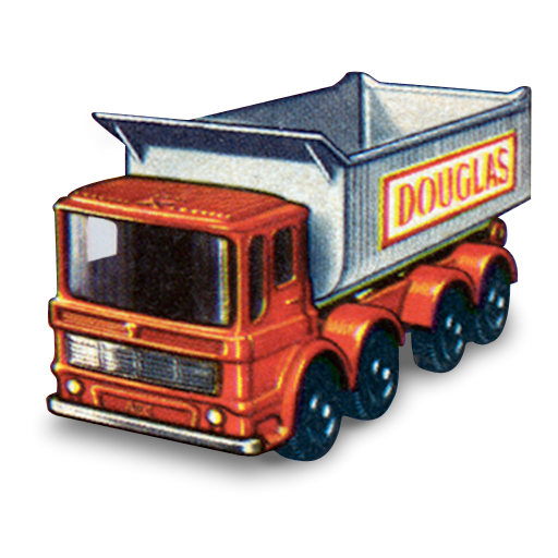Wheel, Tipper, Truck Icon