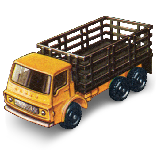 Stake, Truck Icon Free Of Matchbox Cars Icons